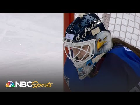 USA Defeats Canada To Win The Gold Medal In Women's Hockey | NBC Sports