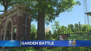 Botanic Garden Battle