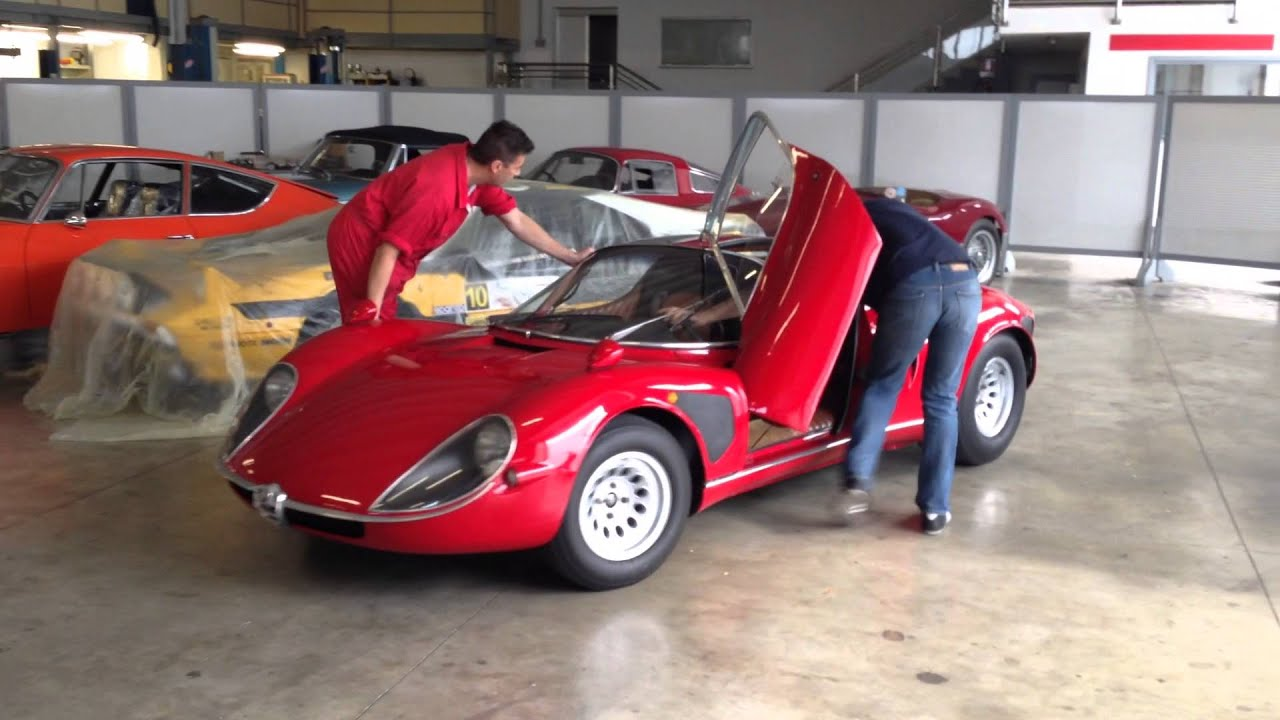 Watch on alfa romeo 33 stradale