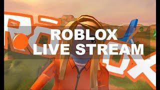 Roblox - LIVE STREAM Flusso :DDD di V'symys ja