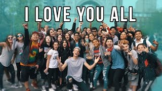 this vlog is for YOU!! I LOVE YOU #DOHNATION!!