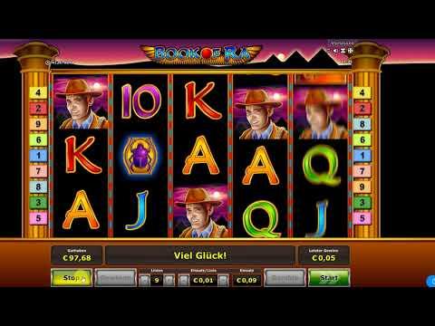 Online Casino Test des Slots Book of Ra Classic im Quasar-Casino