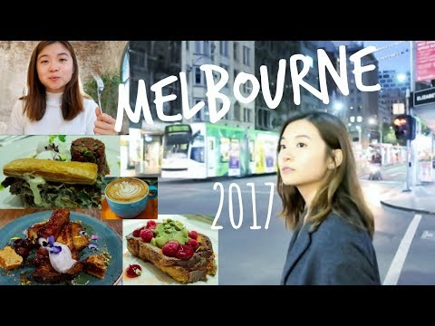Outfit + Travel Food Guide: Melbourne vlog 2017 墨爾本必去推薦餐廳3日2夜 | No.7 H