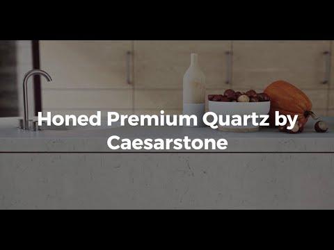 Honed Premium Quartz by Caesarstone