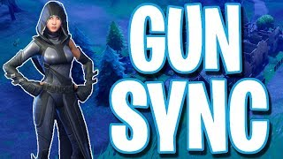 Fortnite Gun Sync - The White Stripes - Seven Nation Army (Glitch Mob Remix)