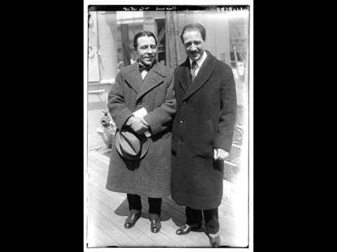 """Alfred Cortot & Jacques Thibaud - Beethoven Violin Sonata No.9 in A Op. 47 """"Kreutzer"""""""