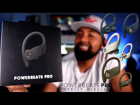 Powerbeats Pro | The Best Workout Headphones!