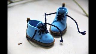 видео Ботинки кожаные «Юта»