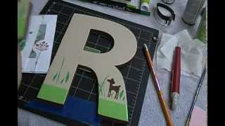 Altered Letters Carter #3 Thumbnail