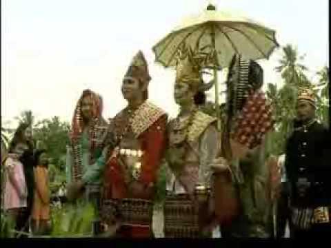 Lagu Lampung (Segata) - Lipang Lipang Dang