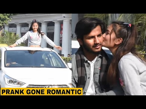 Kissing Prank In India    Picking Up Girls For Date In Car   TTP