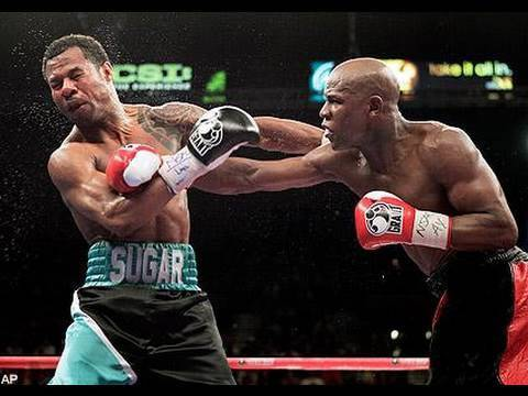 HBO BOXING Mayweather vs. Mosley My Prediction (Sports News)