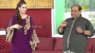 Agha Majid, Nasir Chinyoti and Nargis New Pakistani Stage Drama Full Comedy Clip Banarsi