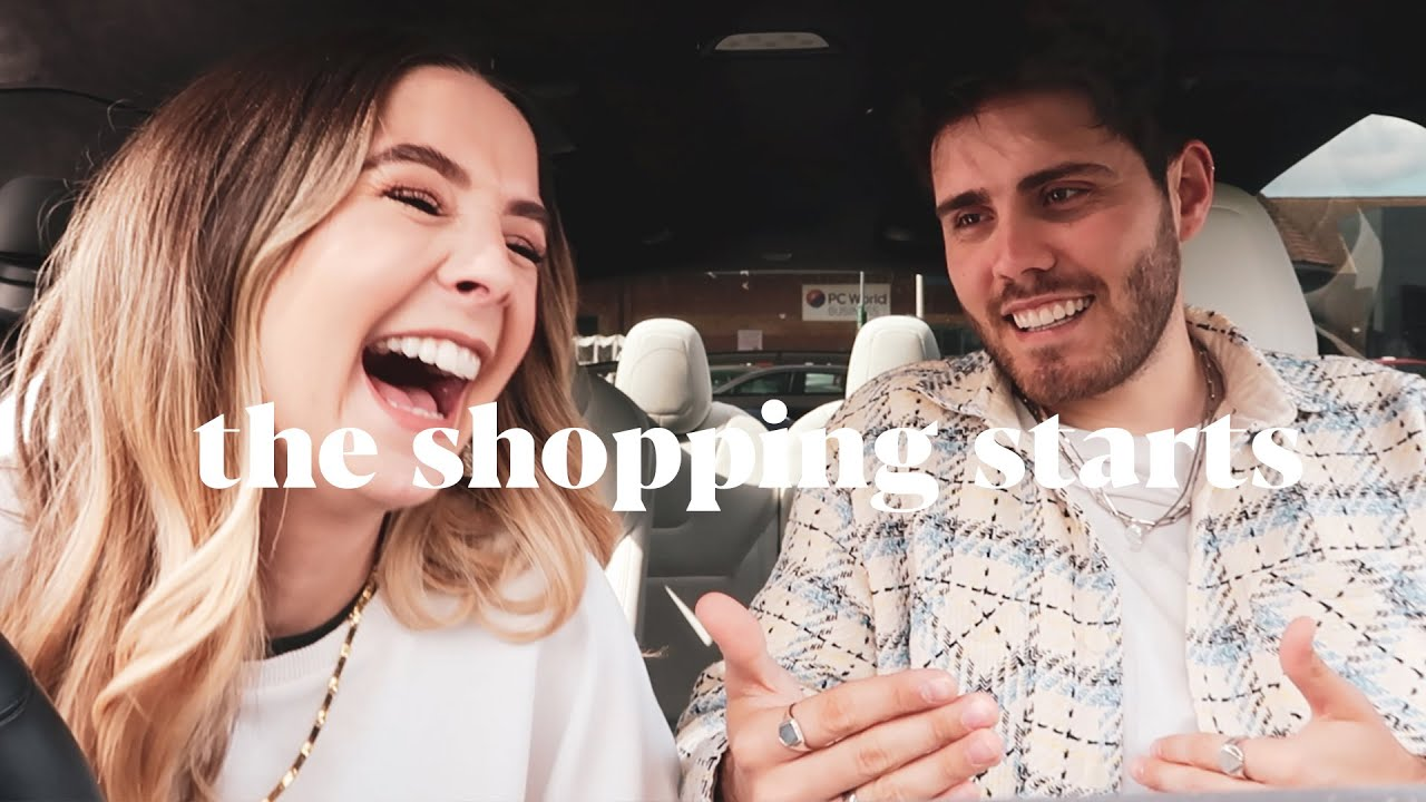 The Shopping Starts, Maternity Jeans Fail & Exciting Delivery