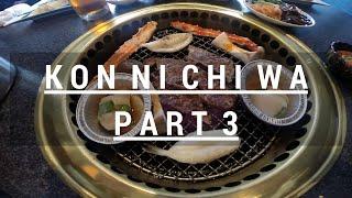 AMAZING TOKYO WAGYU BUFFET AND THE COLOURFUL STREETS OF HARAJUKU   Kon Ni Chi Wa Japan Part 3