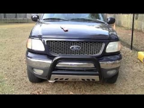 2014 F150 Headlights >> How to install an Aries Bull Bar on a 2001 Ford F150 4x4 - YouTube