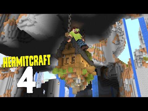 Hermitcraft 8: 4 - No Wings Club!