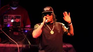 Lil Flip Classic Concert Performs Rolling On Chrome, Riding Spinners, Sunshine With Gutta Tv