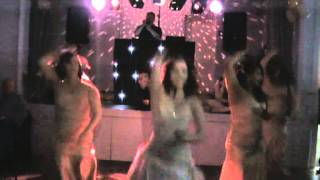 Surprise Wedding Dance- Mash- up- Beyonce, Thriller, MC Hammer