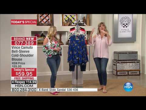 HSN | Vince Camuto Collection 04.25.2017 - 05 AM