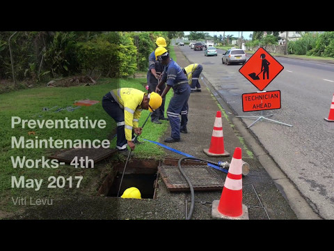 Telecom Fiji Limited - Preventative Maintenance Works