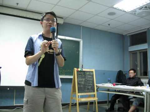 Evaluation-Share This Dream to Create History-Bill Peng