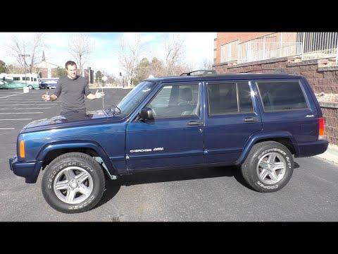 Вот почему все любят Jeep Cherokee XJ