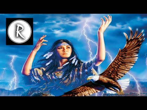 Medicine Power For Spiritual Journey & Energy Work ♫ Native American Music | Shaman Music To Relax