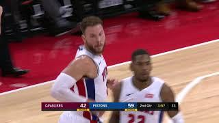 Cleveland Cavaliers vs Detroit Pistons | November 19, 2018
