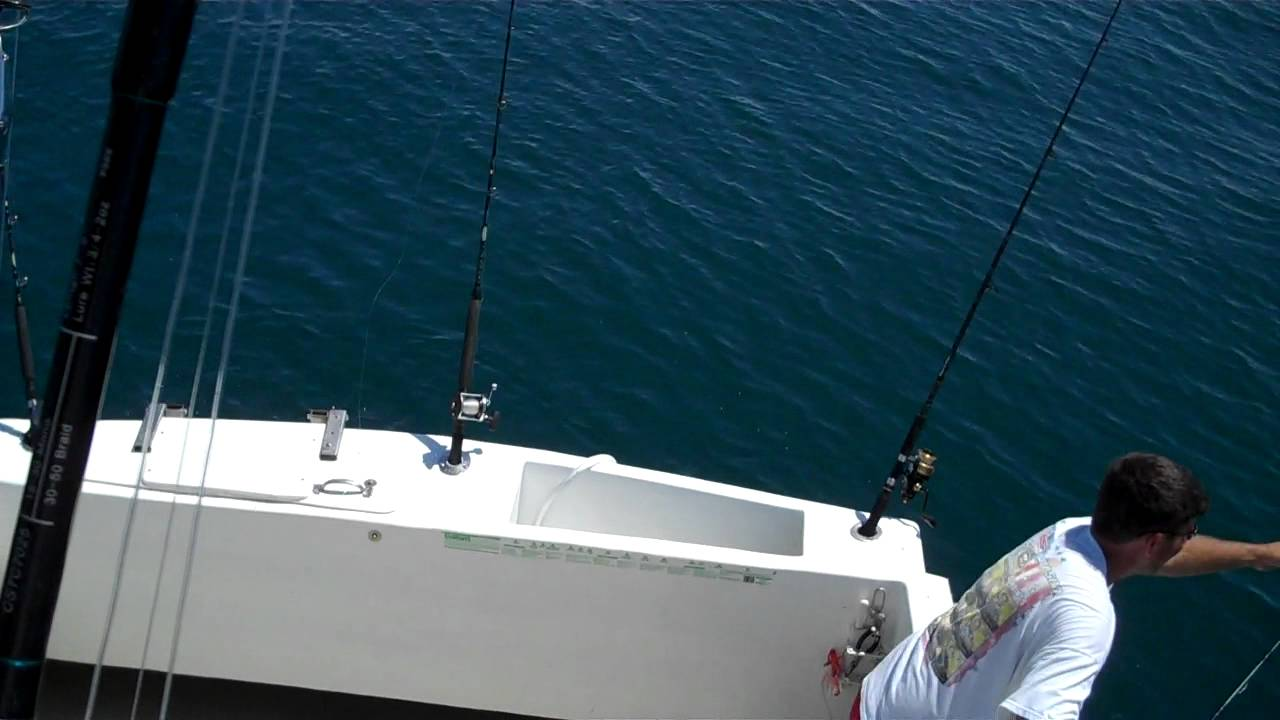 Charter fishing boat miss mary mexico beach florida dr rob for Fishing charters mexico beach fl