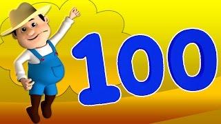 Nombres Chanson | Numéros pour enfants | Vidéo éducative | Learn 123 | Numbers Song For Kids