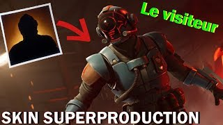 SKIN SUPERPRODUCTION FORTNITE unveiled - Challenges week 7