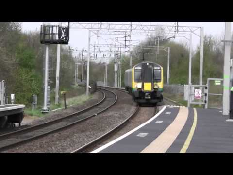 All Stations Wolverhampton To B-ham New St 17.4.15.