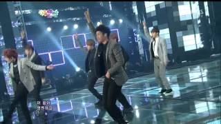 Beast - Beautiful Night @ Gayo daejun 2013