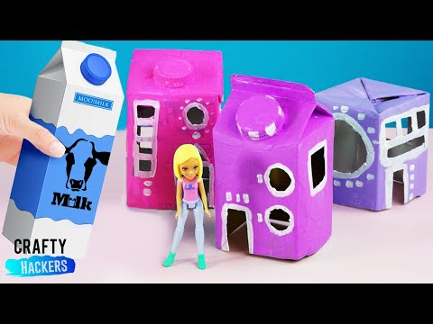 10 DIY KIDS TOYS AND CRAFTS YOU CAN MAKE WITH RECYCLED OBJECTS