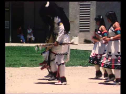 USA Albuquerque NM Dances Of Native Americans 1981