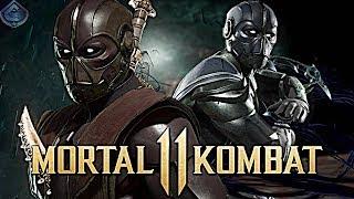 Mortal Kombat 11 Online - EPIC CYBER NOOB SAIBOT GEAR! / Видео