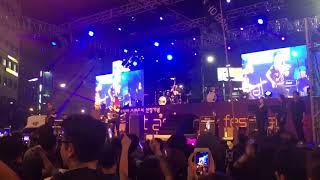 Lê hội nhạc rock ở thành phố deagu Hàn quốc^_^ 대구에서 축제 있다