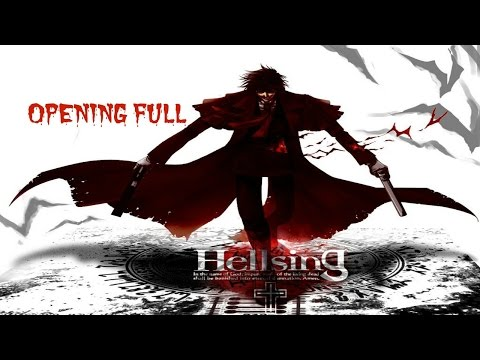 Hellsing OP Logos naki World 1080P HD