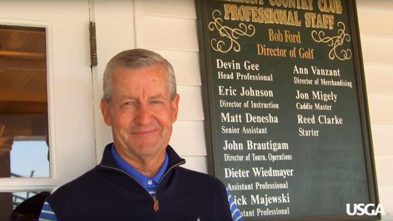 Bob Ford: Head Golf Professional, Seminole Golf Club – GOLF