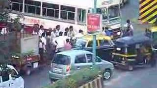 road rage in india