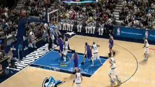 NBA 2K10 PC Gameplay 1440x900 HIGH SETTINGS
