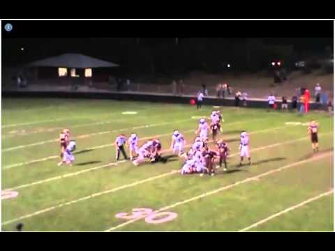 Ryan Babcock Football Highlights Urbandale High School 2013