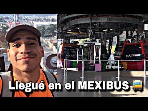 ME MONTE EN EL MEXICABLE / ECATEPEC