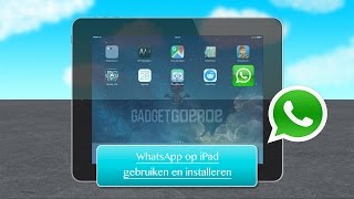 WhatsApp Web op iPad Installeren