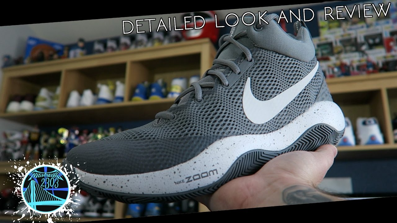 Illinois fibra amistad  Nike Zoom Rev 2017 | Detailed Look and Review - YouTube