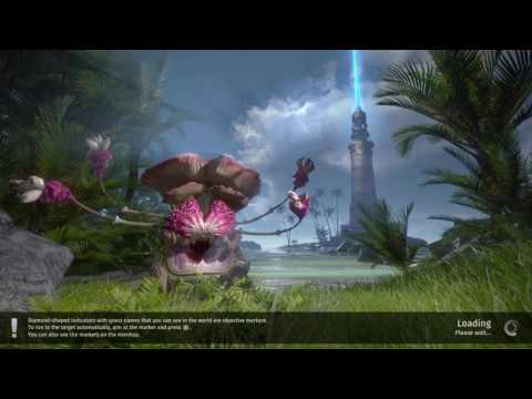 Skyforge PS4 Phytonides Bastion Quest Location