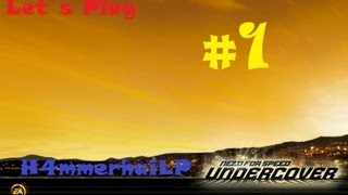 Let's Play Need for Speed Undercover ##1  - Wie ALLES beginnt!! [German/Gameplay/PC/Full-HD]
