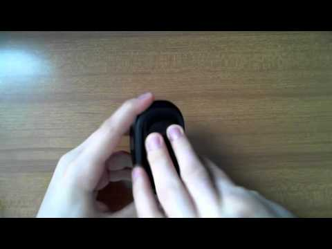 Recensione Samsung S Action Mouse