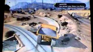 GTA 5 dump truck location